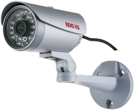 REVO America Direct IP Indoor Outdoor Bullet Camera 1080p HD, Day Night Network Camera