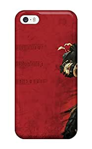 New Style Hard Case Cover For Iphone 5/5s- Berserk 5721618K71297520