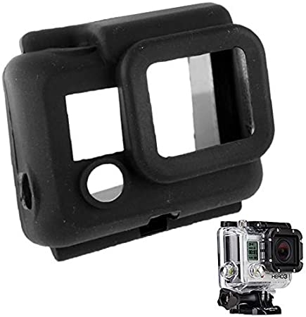 YPshell Action Camera Case Protective Silicone Case for HERO3