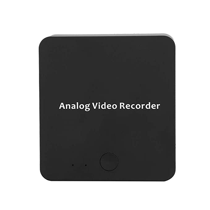 Kafuty Grabador AV analógico Caja de Captura de Video Cinta ...