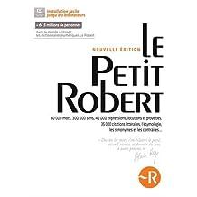 Coffret numérique - Le Petit Robert: Téléchargement PC et Mac