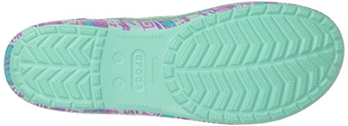 Pictures of Crocs Kids' Genna II Graphic Sparkle Sling- 7