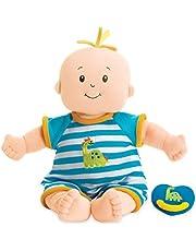 Manhattan Toy Baby Stella Boy weiches erstes Babypuppe für Alter ab 1 Jahr, 15