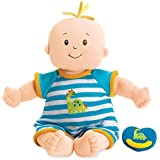 """Manhattan Toy Baby Stella Boy Soft First Baby Doll for Ages 1 Year and Up, 15"""""""