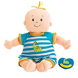 Manhattan Toy Baby Stella Boy Soft First Baby Doll for Ages 1 Year and Up, 15″