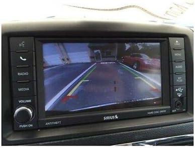 Bestycar Backup Rearview Camera Video Harness For Jeep Wrangler MyGIG OEM Radio