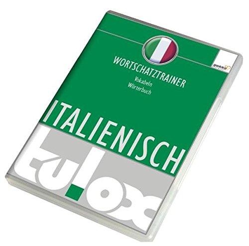 tulox - Der große Vokabeltrainer Italienisch mit 20.000 vertonten Vokabeln