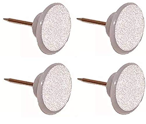 HME Products Plastic Reflective Tack (Pack of 50), White (4-(Pack)) by HME