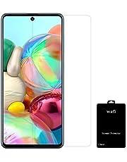 سامسونج جالكسي نوت 10 لايت  - Samsung Galaxy Note 10 Lite لاصق حماية شاشة زجاجي ضد الصدمات و الخدوش من وافي