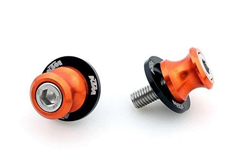 Areyourshop 10mm Swingarm Sliders Spools For KTM 1190 1190R RC8 690 Duke SM SMC 950 990 990R by Areyourshop (Image #1)