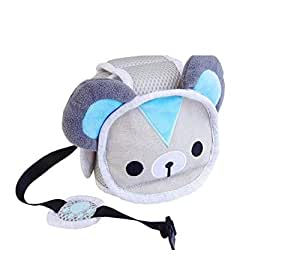 Baby Toddler Breathable Safety Helmet Protective Head Cushion Bumper Kids Walk Learning Cap Lion Pattern