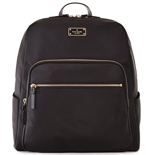 Kate Spade Large Hilo Blake Avenue Laptop Backpack - Black by Kate Spade New York