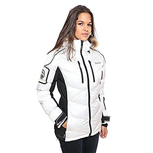 Lady black Blanc Bearpaw White San Antonio Parka cwqO8qxzH7