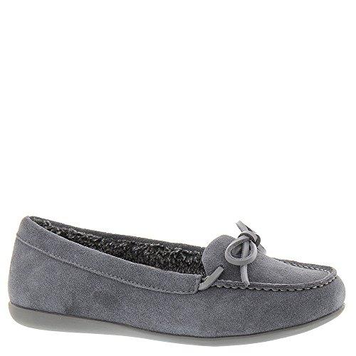 Vionic Womens Ida Slipper Grey Size 10