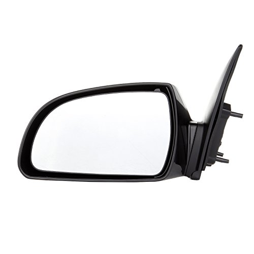 ECCPP Power Heated Side View Mirror Driver Side(LH) New for 2006-10 Hyundai Sonata HY1321149 128-53624R 876203K900 876200A000