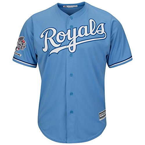 f8952b983 30%OFF Alcides Escobar Kansas City Royals  2 MLB Men s Cool Base 2015 World