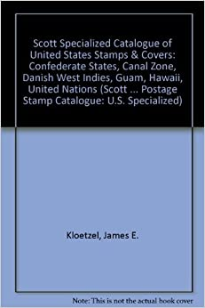 Scott Specialized Catalogue of United States Stamps & Covers 2004 by James E. Kloetzel (2003-10-01)