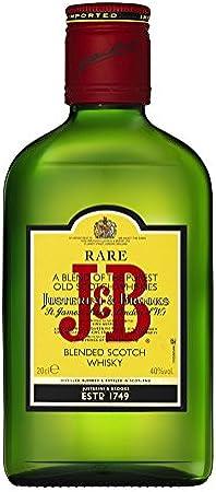 J&B Rare Scotch Whisky - 200 ml