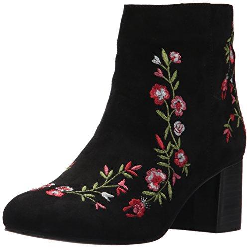 Callisto Suede Veronaa Bootie Ankle Black Women's rq1xzw7r