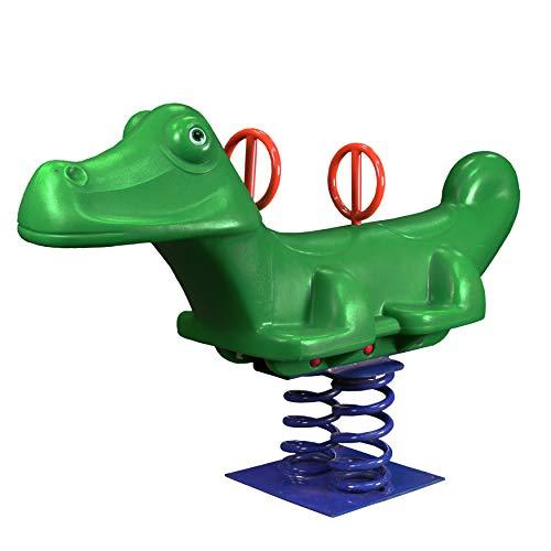 Gorilla Playsets Great Gator Spring Rider