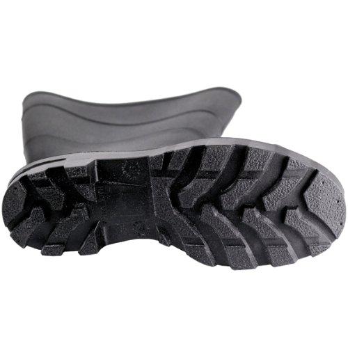 Heartland Footwear 44230-11 Unisex Value Boot, Size-11, Black