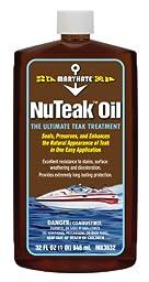 MaryKate Nu 1 Quart Teak Oil