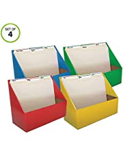 Evelots Folder/Files/Magazine Organizer-Classroom/Office/Home/Dorm-Sturdy