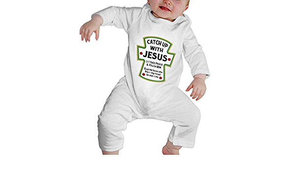OPQRSTQ-O Sacred Geometry Baby Boys Long-Sleeved Funny Playsuit Outfit Clothes