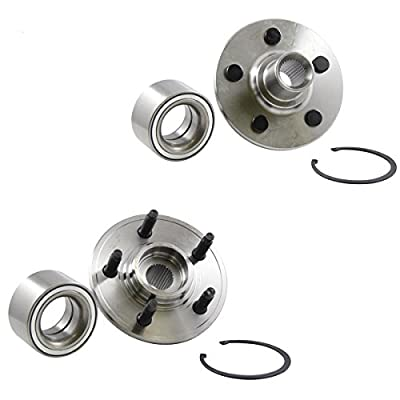 Brand New (Both) REAR Wheel Hub and Bearing Assembly fits 2002-05 Ford Explorer 4 Door excluding Sport Trac Models - [2006-10 Ford Explorer] - 2003-05 Lincoln Aviator - [2002-10 Mercury Mountaineer]
