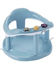 Thermobaby Aquababy Bath Ring, Myosotis Blue, 590 grams