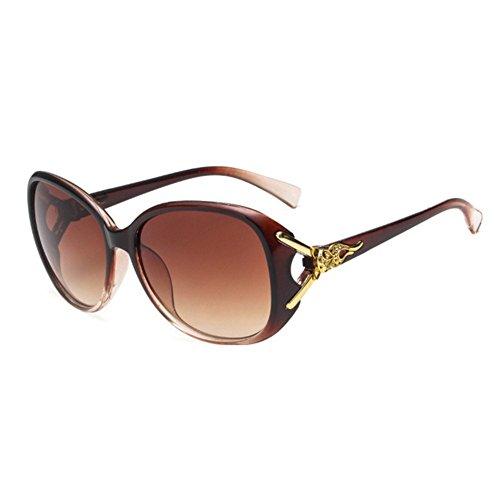 Deportiva Nikgic Polarizado para Retro UV C Sol Moda de Gafas Conducción Resina Sol Portección Mujer la de Gafas wrna8qXwf