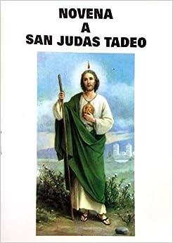 Novena a San Judas Tadeo by Ramon Ricciardi 2013-08-02