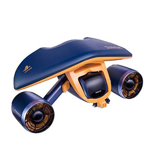 YAOHM Drone subacuático propulsor eléctrico Artefacto de natación ...