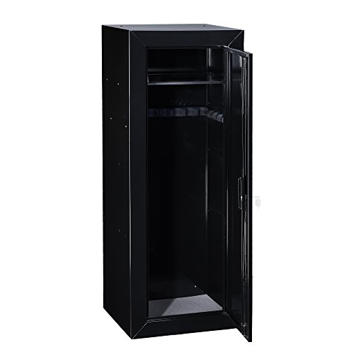stack on 14 gun security cabinet stack on gcb 14p steel 14 gun security cabinet black 26547