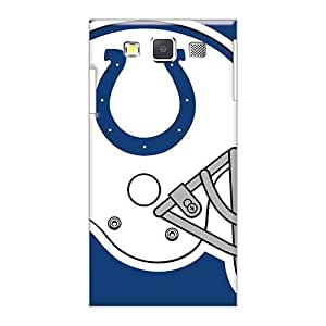 New Snap-on GOODstyle Skin Case Cover Compatible With Sumsang Galaxy A3- Indianapolis Colts