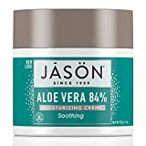 Jason Natural Products Ultra-Comforting Aloe Vera Moisturizing Creme, 4 Ounce