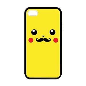 Pikachu Mustache Case for iPhone 5 5s case