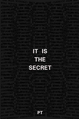 It Is The Secret (It Is The Series) -