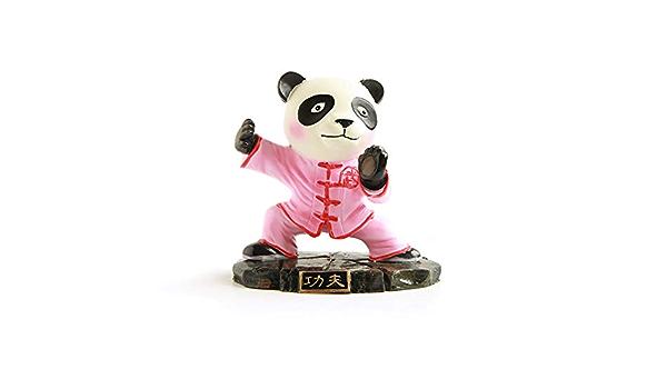 SDBRKYH Panda Escultura Estatua, Panda Resina Panda Gigante ...