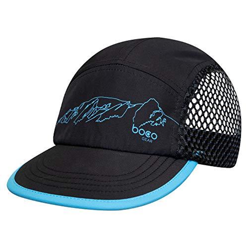 (BOCO Gear Endurance Hat - Ventilator Mesh - Black Line MTN)