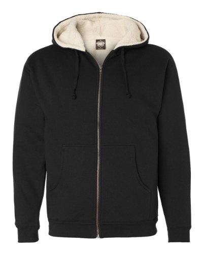 Independent Trading Sherpa Full Zip Sweatshirt