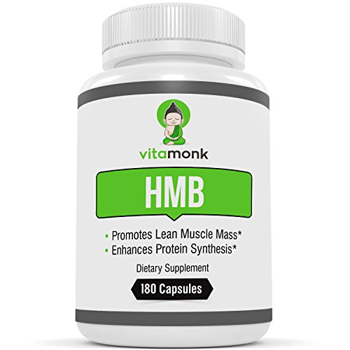 HMB VitaMonkTM Whopping Capsules Supplement product image
