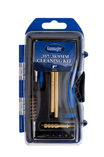 Gunmaster 38/9mm Pistol Cleaning Kit (14-Piece) - Dac Pistol Cleaning Kit