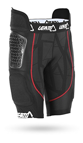Leatt GPX 5.5 AirFlex Impact Shorts (Black, Large) from Leatt Brace