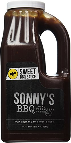Sonny's Authentic Sweet Bar-B-Q Sauce 84oz. (Barbecue Sauce Sweet)