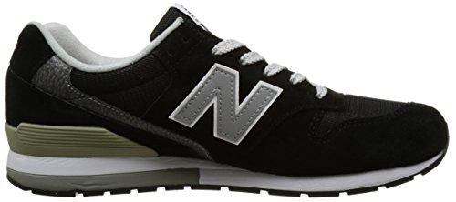 Sneakers Black Herren 996 Balance Schwarz New qXtYT