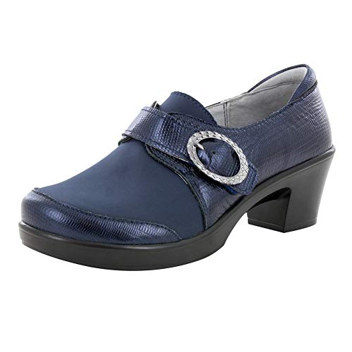 Holli Spiffy Donna Shoes Navy Loafer Alegria 80qP5xp