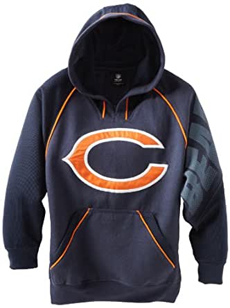 NFL Chicago Bears 8-20 Youth Pullover Hoodie, Blue, Small