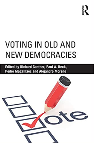 Voting in Old and New Democracies - Kindle edition by ...
