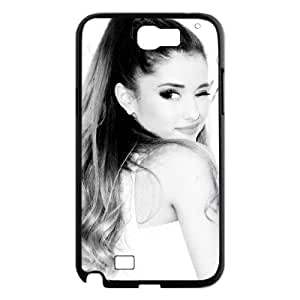 Chinese Ariana Grande Personalized Case for Samsung Galaxy Note 2 N7100,custom Chinese Ariana Grande Phone Case